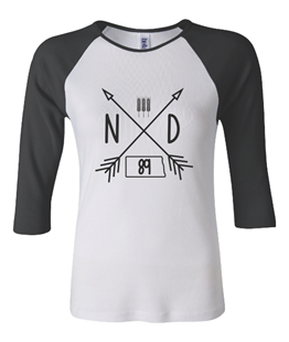 Picture for category North Dakota Women's Shirts